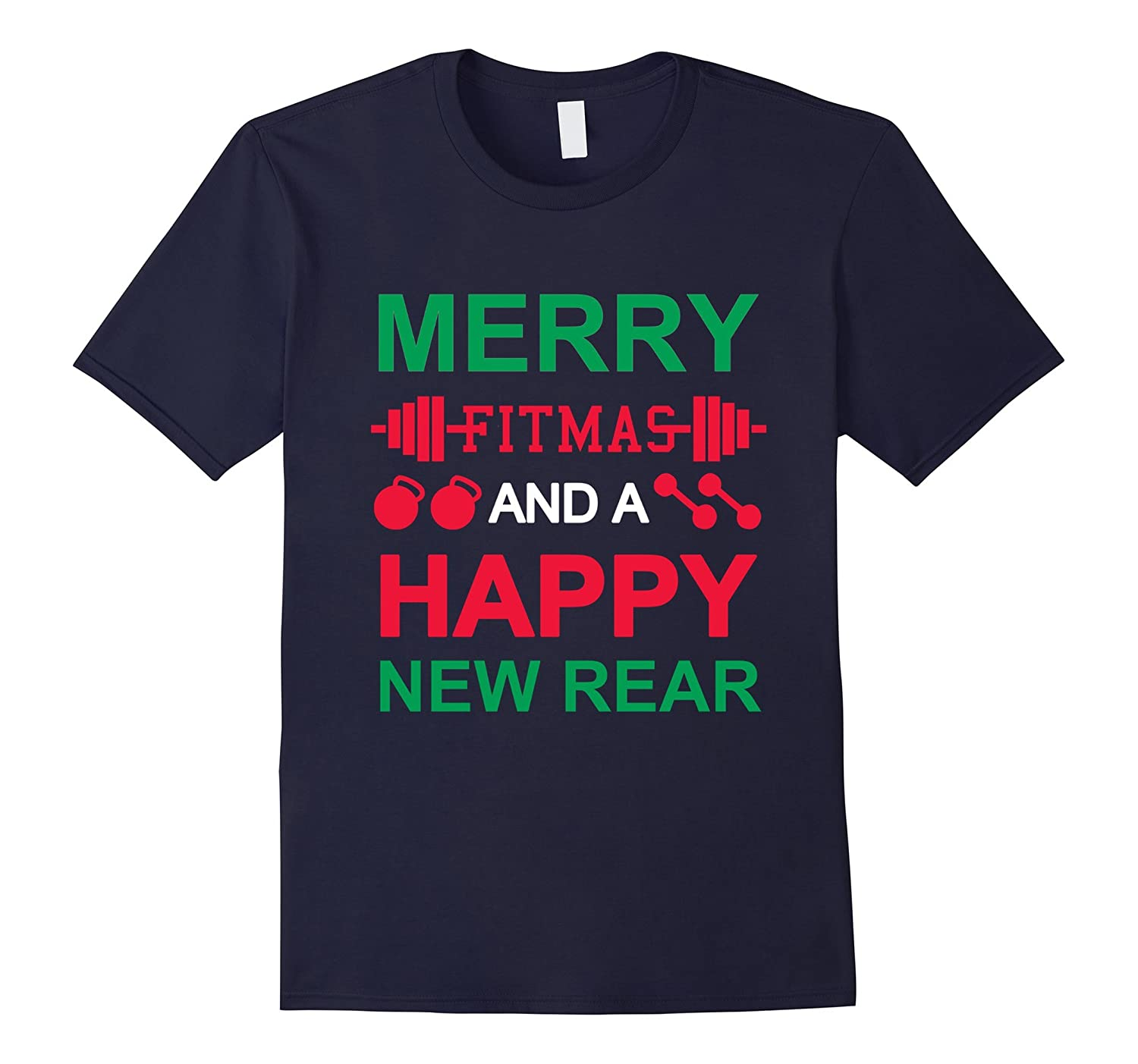 Funny Christmas Workout Shirt for Fitness Trainer Coach Gift-Rose