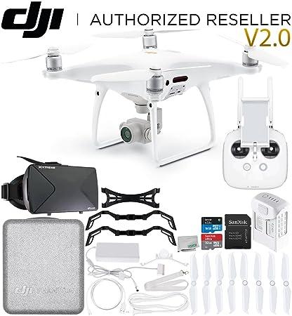 Amazon com : DJI Phantom 4 Pro V2 0/Version 2 0 Quadcopter Starters