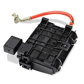 71gPiR759dL._SY355_ oem fuse box battery terminal fit for vw jetta golf mk4 beetle 2 0 fuse box credit card processing at eliteediting.co
