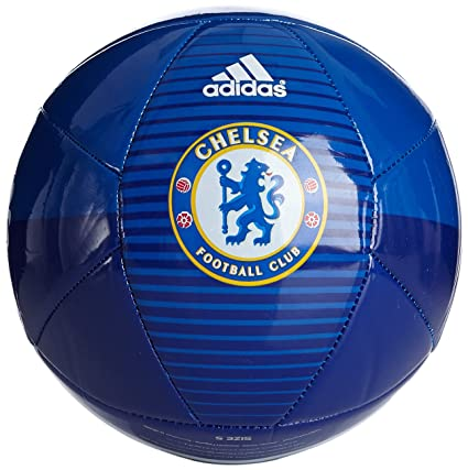 Buy adidas Soccer Training Ball  adidas Chelsea FC Club Ball Online at Low  Prices in India - Amazon.in 8d1cb9b7d6