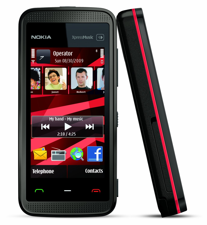 amazon com nokia 5530 xpressmusic unlocked phone with touchscreen rh amazon com Nokia 5330 XpressMusic Samsung S2
