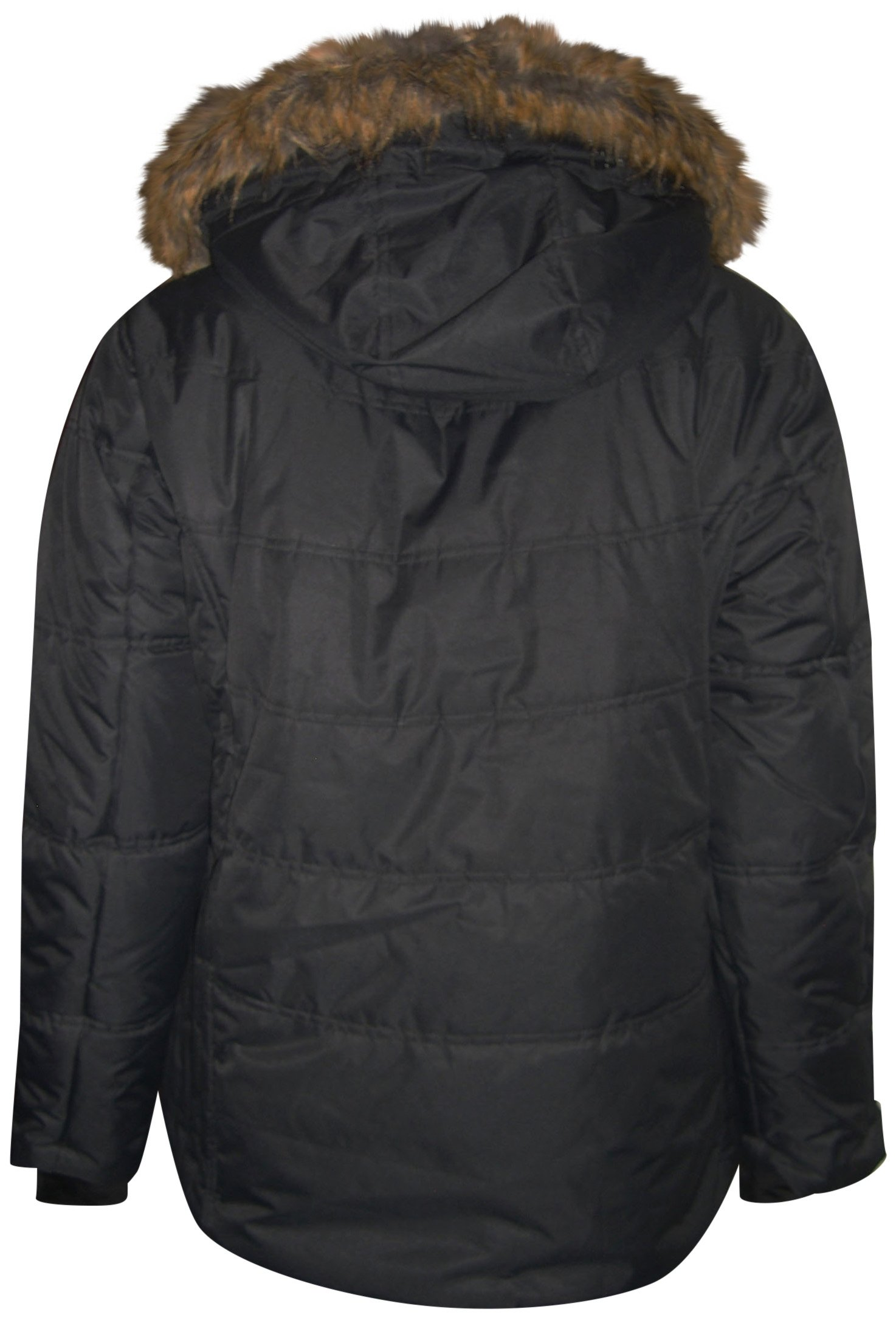 Pulse Women's Plus Extended Size Ski Coat Aspens Calling (3X, Black) by Pulse (Image #2)