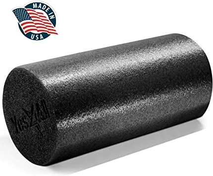 24 /& 36 Inch Multi Color Yes4All Extra Firm Foam Roller: 12 18