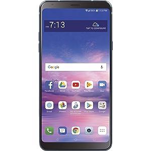 TracFone LG Stylo 4 4G LTE Prepaid Smartphone