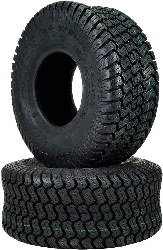 Kenda Turf Rider 15x6.00-6 4 PLY Tubeless Lawnmower Go Kart Tire K358