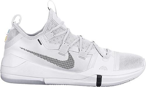 Nike Kobe Ad, Zapatillas de Baloncesto para Hombre, Blanco (White ...