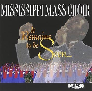 mississippi mass choir book cd rom pack