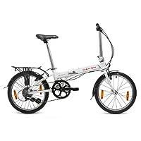 Dahon Vitesse D8 Bicicleta Plegable, Unisex Adulto
