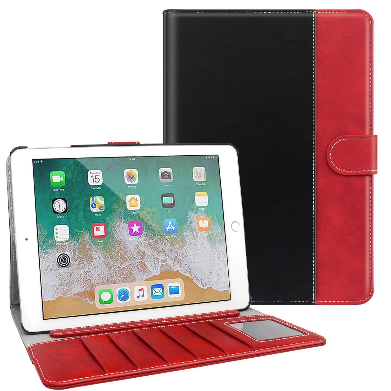 当社の Dailylux 9.7用ケース iPad 9.7用ケース TA0053-02-US TA0053-02-US Vertical Dailylux pattern-Red B07L8T8PV5, La Victoire:2a0d5db1 --- a0267596.xsph.ru