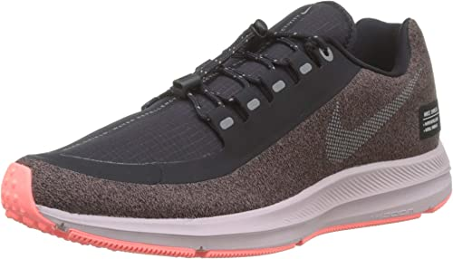 NIKE Zm Winflo 5 Run Shield, Zapatillas de Running para Mujer: Amazon.es: Zapatos y complementos