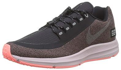 Nike Damen W Zm Winflo 5 Run Shield Laufschuhe:
