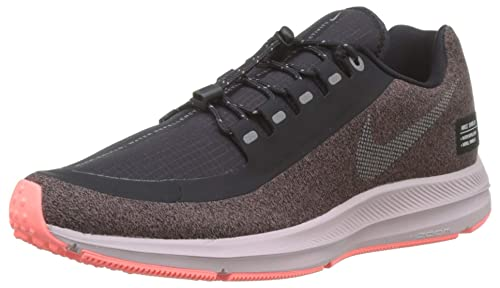 newest c3976 23c3f Nike Zm Winflo 5 Run Shield, Zapatillas de Running para Mujer  Amazon.es   Zapatos y complementos