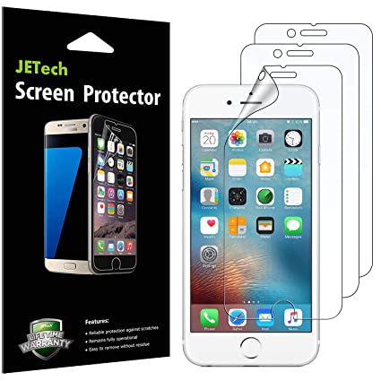 89f9dd1c73ea3f Amazon.com: JETech Screen Protector for Apple iPhone 6s and iPhone 6 ...