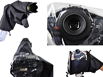 Protective Rain Cover for Canon EOS 1D / Mark III: Amazon co uk