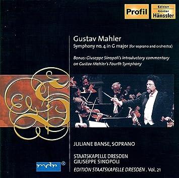 Mahler: Sinfony No. 4