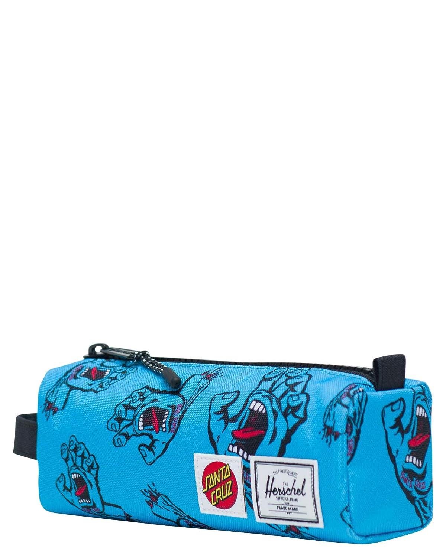 1157d627b11 Amazon.com  Herschel Supply Co. Kids Unisex Settlement Case (Little Kids Big  Kids) Santa Cruz Blue One Size  Shoes