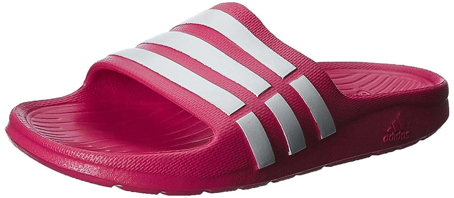 adidas Duramo Slide, Unisex Kids' Beach & Pool Shoes: Amazon.co.uk: Shoes &  Bags
