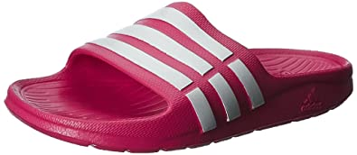 adidas Duramo Slide, Unisex Kids' Beach & Pool Shoes