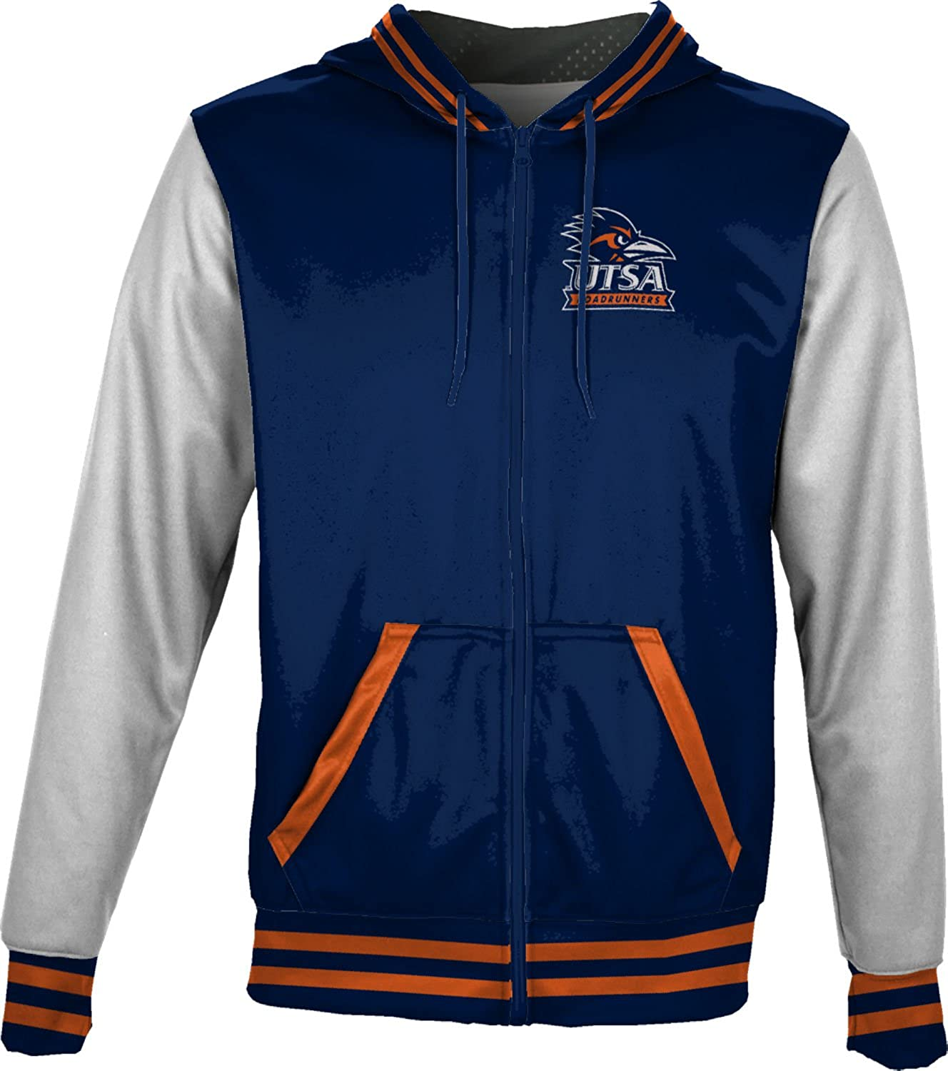Letterman The University of Texas at San Antonio Boys Full Zip Hoodie