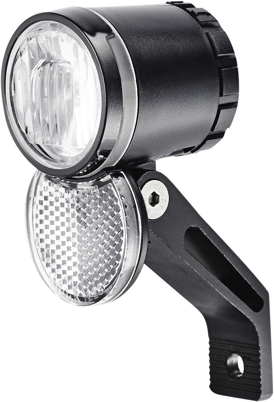Trelock Veo 20 lux dinamo lámpara frontal 2018 Luz de Bicicleta ...