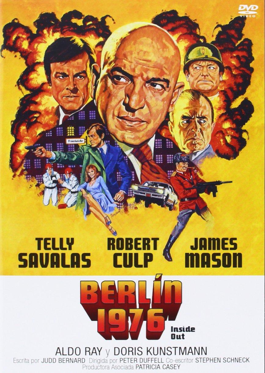 Amazon com: Berlín 1976 (Import Movie) (European Format