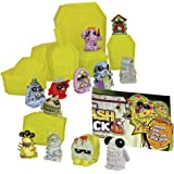 Trash Pack - Blister de 5 basuras y 5 Figuras (Giochi Preziosi 68384): Amazon.es: Juguetes y juegos
