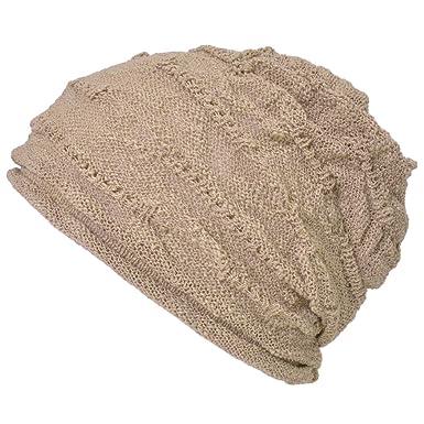 1f274095a7a CHARM Mens Summer Cotton Beanie - Slouchy Cool Beanie for Men and Women