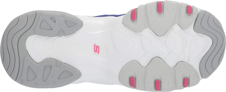 Skechers Women's D'Lites 3.0-zenway Sneaker Wblp