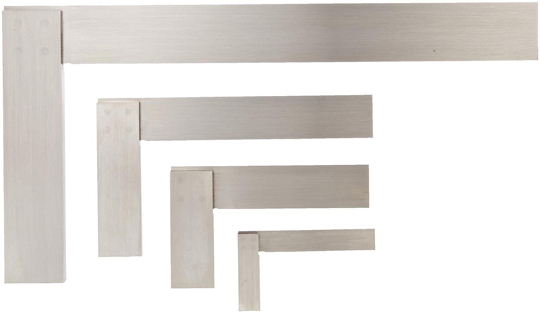 Starrett S3020Z Toolmakers' Grade Stainless Steel Square Set by Starrett B002C0UJ0W