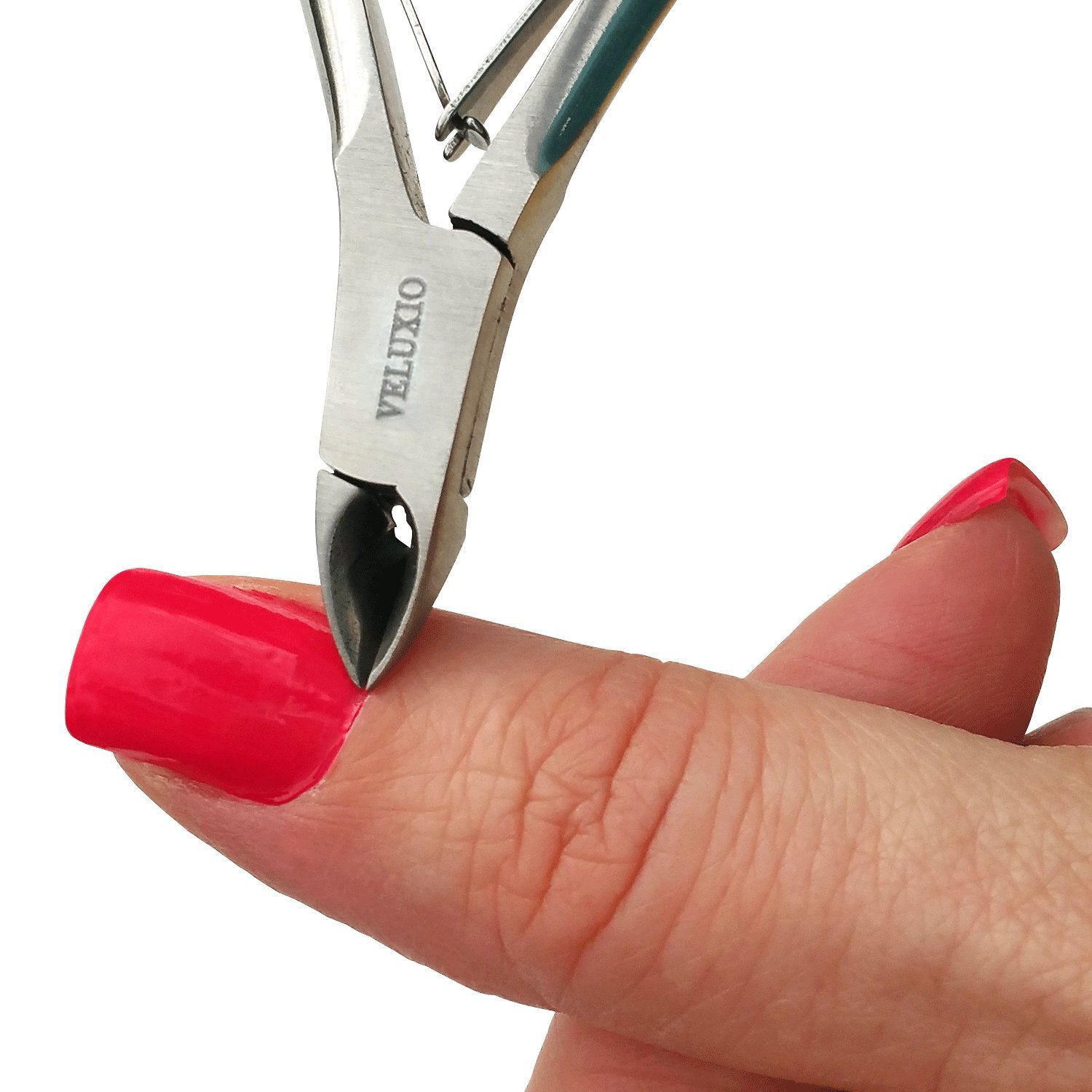 Amazon.com : Cuticle Nipper - Best Professional Nail Cutter ...