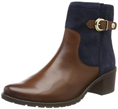 brand new 80d9f cf9e7 CAPRICE Women's Fiona Ankle Boots