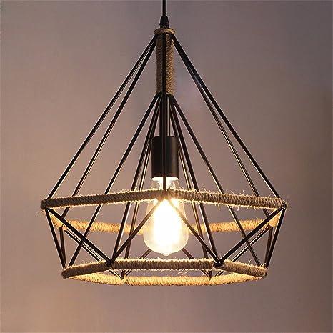 Ysddian American Village ferro lampadari stile Liberty diamanti ...