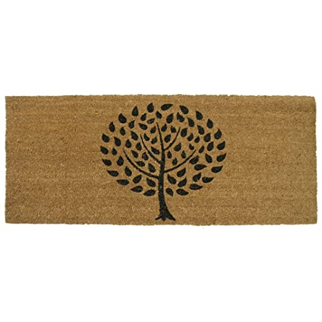 Amazon Rubber Cal Modern Landscape Contemporary Doormat 24