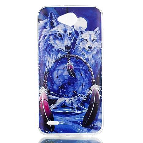 Carcasa LG X Power 2, coffeetreehouse, Soft colorido de ...