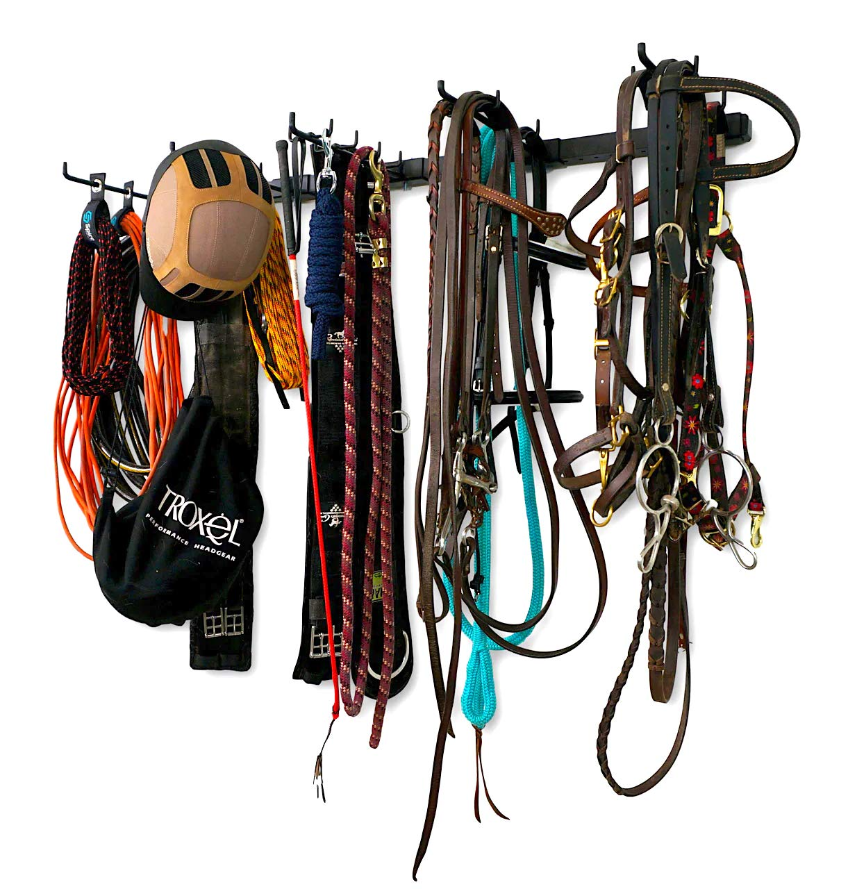 StoreYourBoard Horse Tack Storage Rack, Barn and Tack Room Storage, Equestrian Accessories by StoreYourBoard