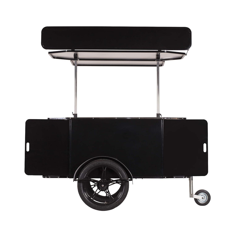 Carrito de ventilación para bicicleta, para comida móvil y bebidas, carrito de bebidas, barra de carretilla hecha a medida: Amazon.es: Industria, ...