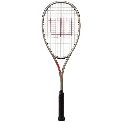 Wilson Pro Staff Light Raqueta de squash, Peso en la ...