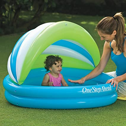Amazon.com: Suave Asiento piscina para bebés: Toys & Games