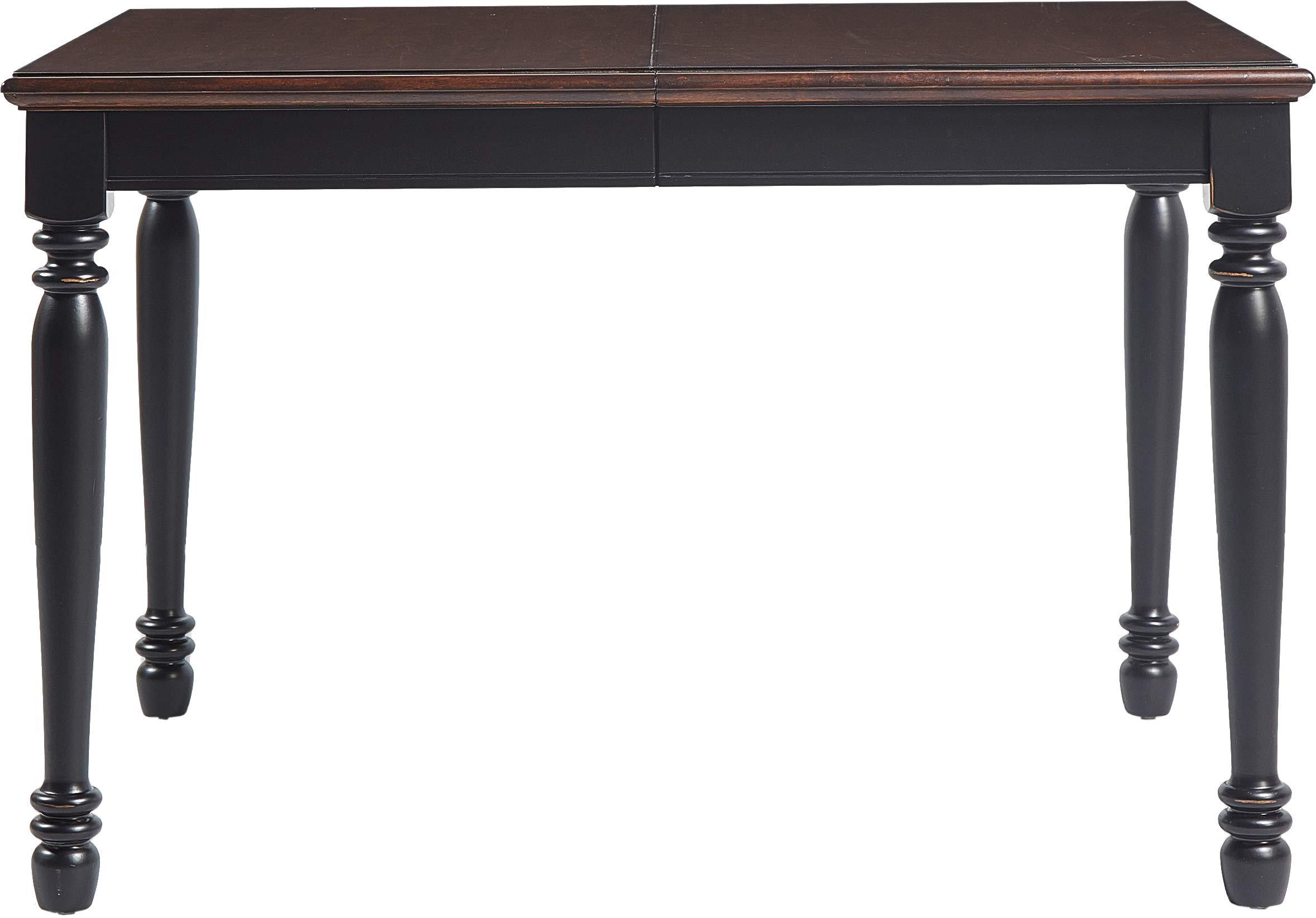 Crosley Furniture KF20001-BK Shelby 7-Piece Dining Set, Black by Crosley Furniture (Image #10)