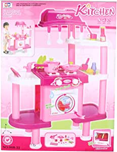 Beauty Kitchen for Girls by Xiong Cheng , 3 - 6 Years , 008-32