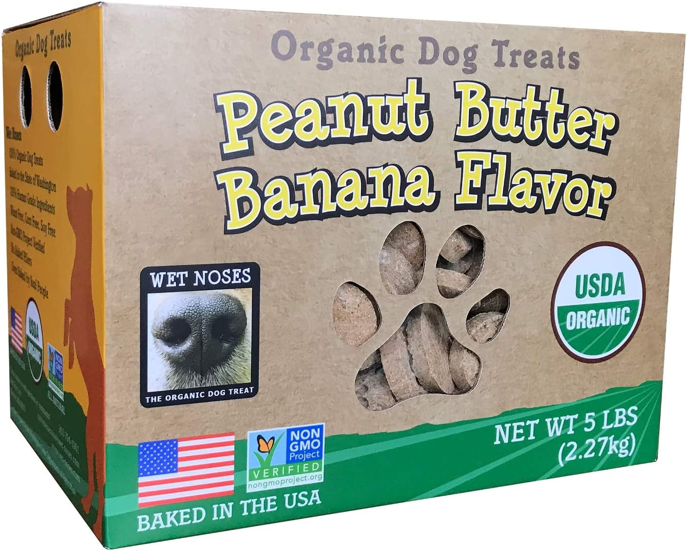 Wet Noses All Natural Dog Treats