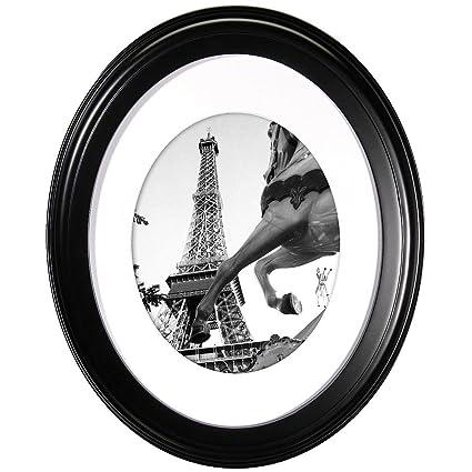 Amazon.com - Oval Wall Frame - Black (8x10 \