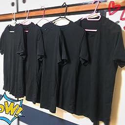 Amazon Coofandy インナーシャツ Tシャツ メンズ 半袖 肌着 綿100 カジュアル 5枚組 柔らかい 抗菌防臭 吸汗通気 変形なし ちょうどいい厚さ 春夏秋冬 白 Tシャツ カットソー 通販