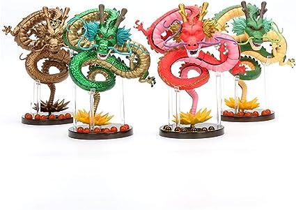 NKLnce 15cm Dragon Ball Z Figuras de acción Shenron Dragon ...