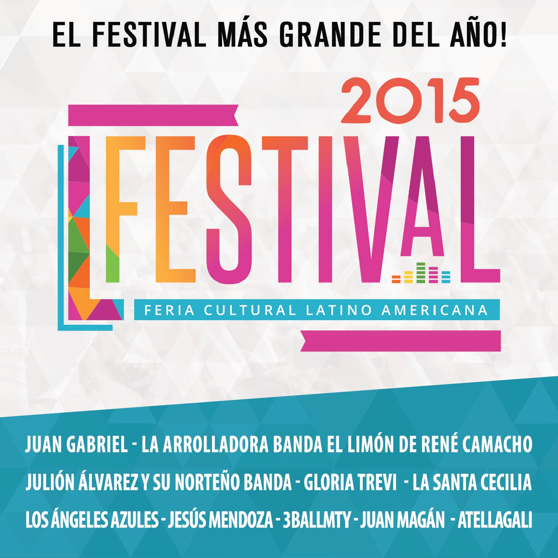 Lfestival Feria Cultural Under blast sales Latinoamericana Ranking integrated 1st place 2015