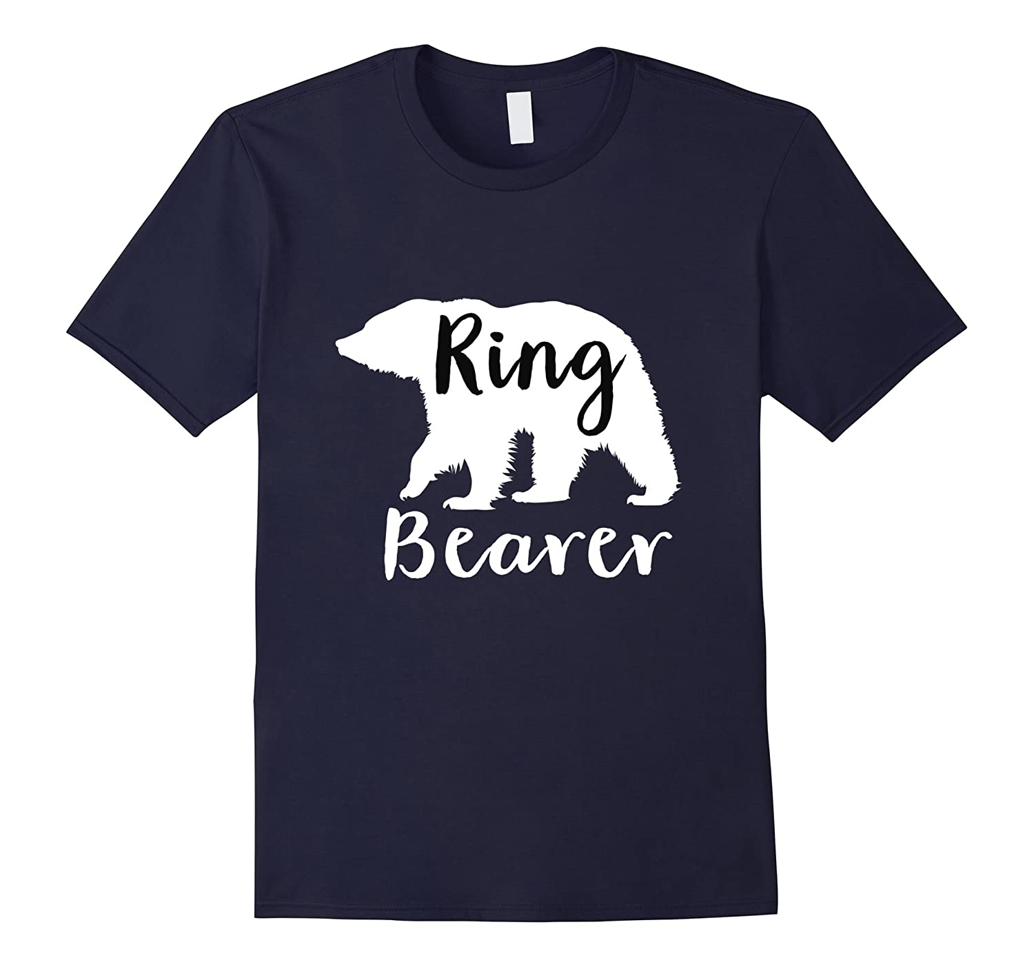 Ring Bearer Outfit - Gift For Ring Bearer - Wedding Gifts-T-Shirt