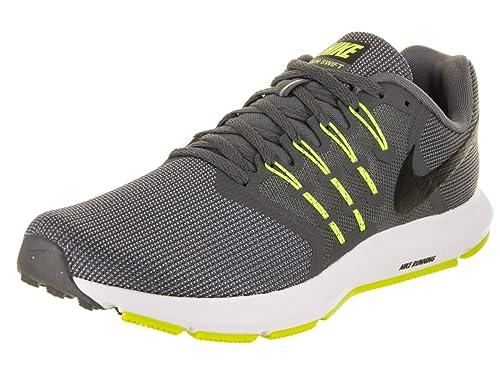 4b576164a8b Nike Men s Run Swift Shoe Cool Grey Black Volt White  Amazon.com.au ...