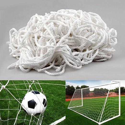 8 opinioni per Porta da calcio, rete 7,3 x 2,4 m profondo 0,80 di cui sopra/sotto 1,50 m,