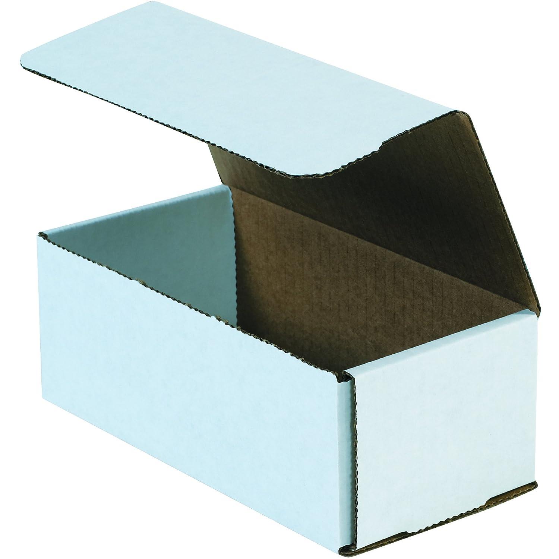 White BOX USA BM542 5L x 4W x 2H Pack of 50