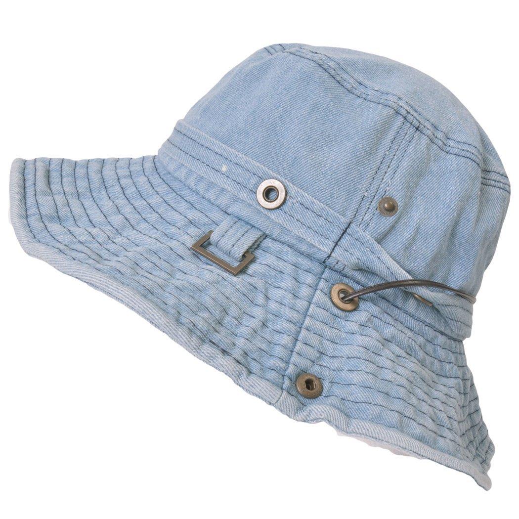 Unisex Adventure Hat Safari Hat Sun Hat for Men and Women All Season CHARM Casualbox